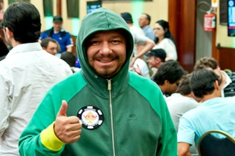 Acaba el Día 1 del Main Event del PokerStars.net Latin American Poker Tour Grand Final de Sao...