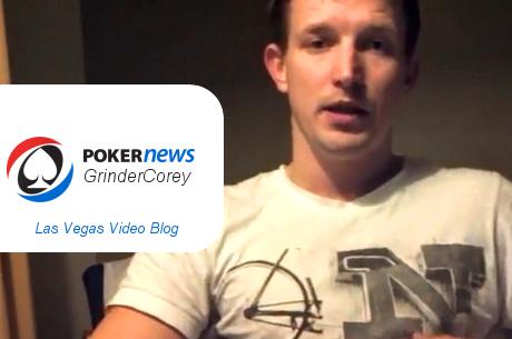 Phelps, Gold, Cunningham és Johnny Depp az asztalomnál: videónapló Las Vegasból - 8. rész