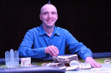 William Vogel Wins 2012 DeepStacks Poker Tour Western New York Poker Championship