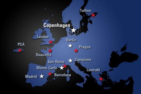 EPT8 Copenhagen: 20-25 февруари