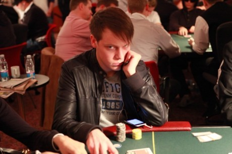 AlexKP i triumf ved EPT sideevent
