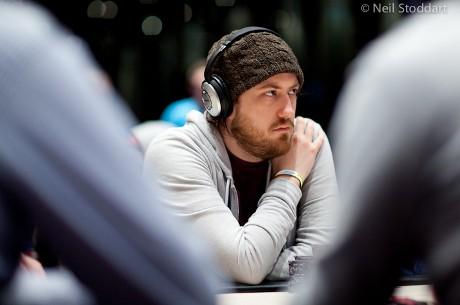 PokerStars.com EPT Kopenhaga Dzień 1a - Steve O'Dwyer liderem
