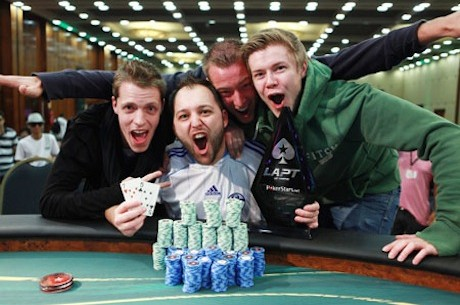 Daniele Nestola Wins 2012 PokerStars.net Latin American Poker Tour Grand Final