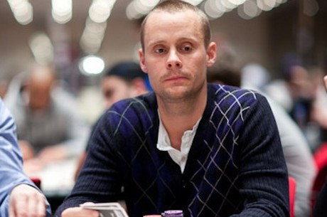 PokerStars.com EPT Copenhagen Day 1b: Mads Wissing Leads