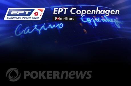 PokerStars EPT Köpenhamn ser 179 spelare avancera till dag 2