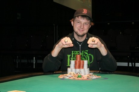 WSOP Circuit Harrah's Tunica Casino Champion, Matthew Weber Talks WSOPC, and More