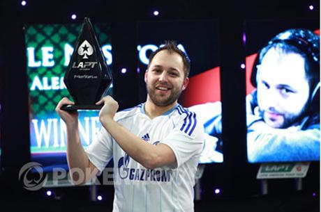 Даніель Нестола - чемпіон LAPT Grand Final 2012