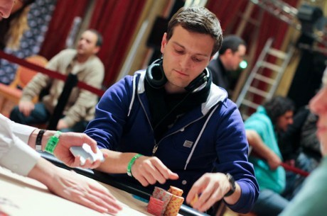 PokerNews Boulevard: Jarige Ruben Visser hoog in Global Poker Index