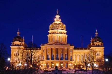 Projeto-Lei sobre Poker Online Aprovado no Iowa