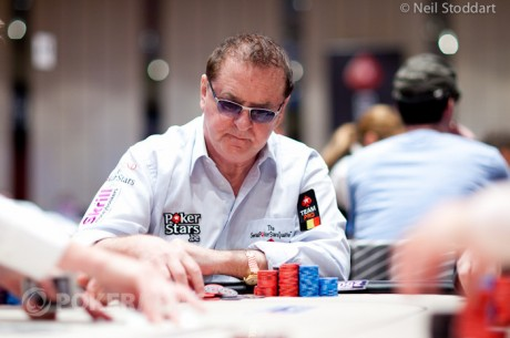 PokerStars.com Copenhagen Day 3: Pierre Neuville Leads Final 24