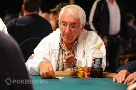 Hol van most:  Raymond Rahme, a 2007 World Series of Poker Main Event döntő asztaláról