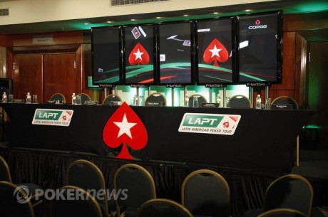 PokerStars.net Latin America Poker Tour Season 5 Kicks Off in Chile, March 21