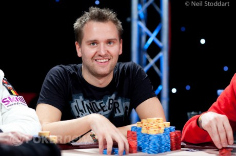 PokerStars.com EPT Copenhagen Day 4: Ravn Leads Final Table