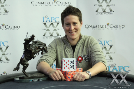 Team PokerStars Pros Selbst and Duhamel Finish First and Second at LAPC Event #45