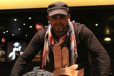 Luis Larrosa, ganador del Evento Principal del CEP Barcelona 2012