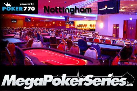 7. - 11. 03. Drugi Event Mega Poker Serije 2012 u Notthinghamu