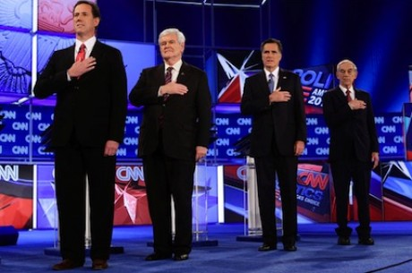 Republican Presidential Race Could Determine Fate of Online Poker Legislation