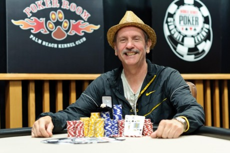 Jim Harnden Wins World Series of Poker Circuit Palm Beach Kennel Club Main Event