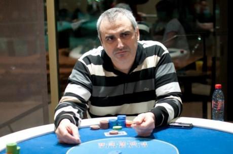 Pokkeri meistrite meistriks krooniti Aleksandr Arutjunov