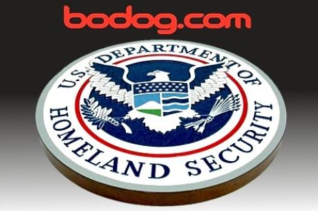 Departament Bezpieczeństwa Krajowego USA zajmuje domenę Bodog.com