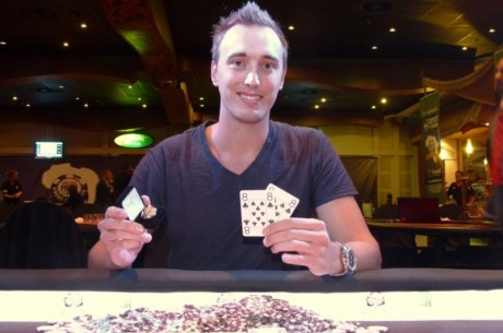 Greg Ronaldson on Winning the Largest Tournament in Africa's History and More