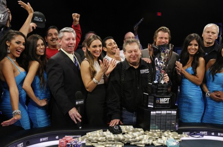 Sean Jazayeri Defeats David Sands to Win 2012 World Poker Tour L.A. Poker Classic
