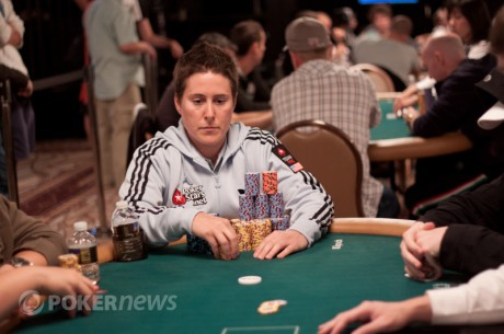 Global Poker Index: Vanessa Selbst klatrer oppover