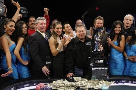 Sean Jazayeri gana el 2012 WPT LA Poker Classic