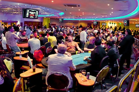 £250,000 Guaranteed 500 Deepstack Kicks Off Today At Dusk Till Dawn