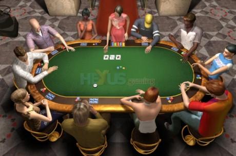 Онлайн  покер с помощни програми за статистика