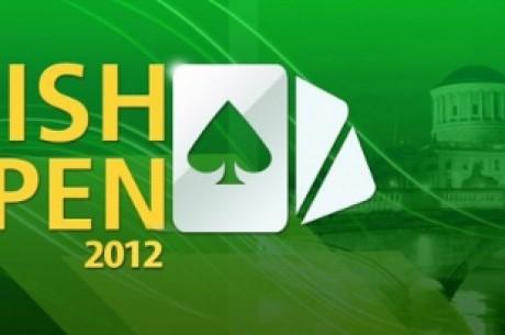 Spill mot Hellmuth, Negreanu og Lindgren under 2012 Irish Open