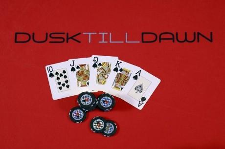 Dusk Till Dawn 500 Deepstack Day 1a: Matthew Moss Leads