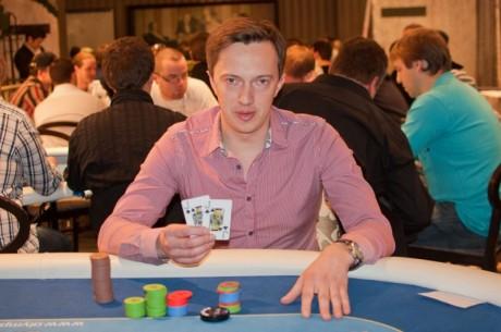 Andreas Kaju võitis Eesti meistritiitli heads-up pokkeris