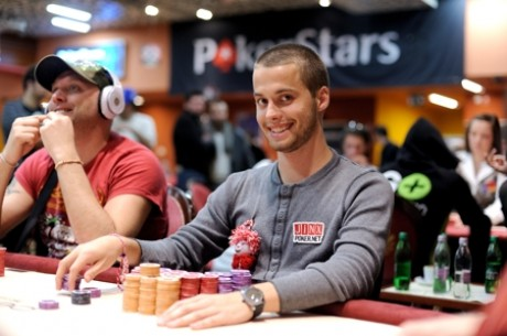 Termina el Día 2 del PokerStars.it Italian Poker Tour de Nova Gorica