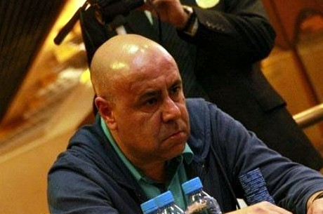 Gilles Haddad se sube al podio tras disputar el Tanger Poker Million VII