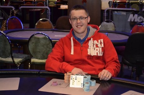 Ceri Rees Wins Supersized Dusk Till Dawn 500 Deepstack £250k Guaranteed