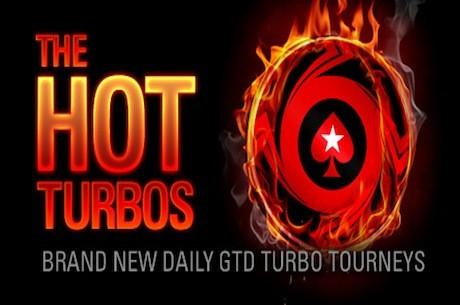 "PokerStars introduserer ""Hot Turbos"""