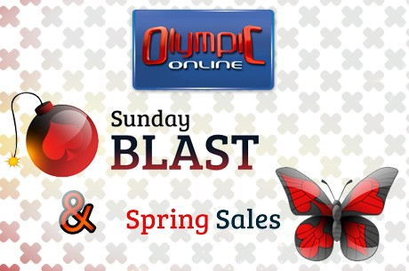 Olympic-Online Sunday Blast & Spring Sales