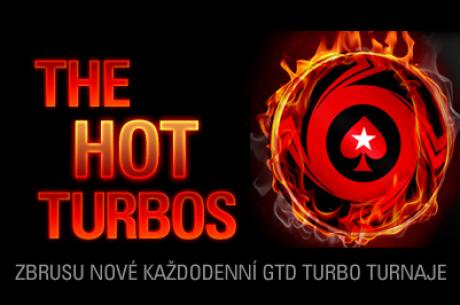 PokerStars představila Hot Turbos