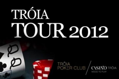 Tróia Tour: Calendário de Eventos