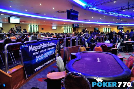 Poker770 MegaPokerSeries Nottingham Main Event Starts Today