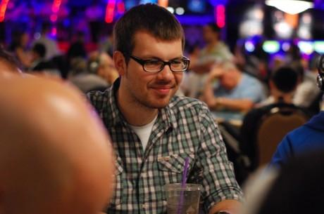 """Svarbi Sėlinančio rankos analizė iš """"Mega Poker Series"""" Vienoje"""