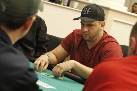 2012 World Poker Tour Bay 101 Shooting Star Day 1b: Mizrachi, Von Kriegenberg Thrive