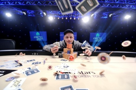 Anton Karasinsky Wins PokerStars.it Italian Poker Tour Nova Gorica