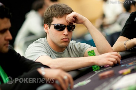 2012 World Poker Tour Bay 101 Shooting Star Day 2: Baumstein Leads; 20 Remain