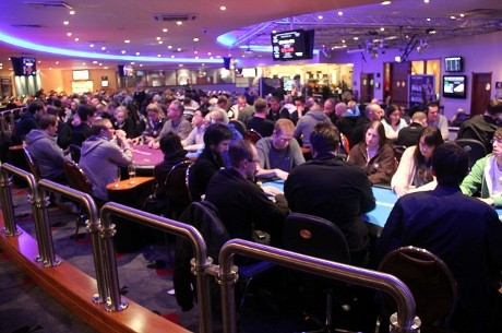 John Burberry Leads After Day 1b of MegaPokerSeries Nottingham