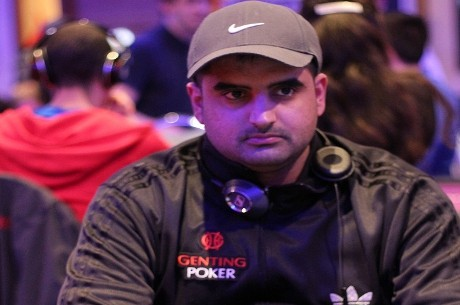 Bubble Bursts At MegaPokerSeries: Chaz Chatta Second In Chips
