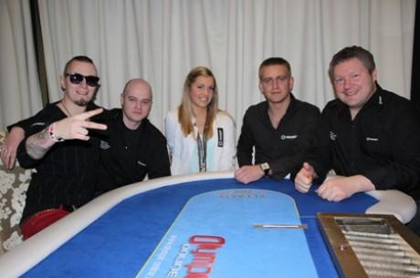 Võistkondlikuks Eesti pokkerimeistriks tuli Triobet VIP