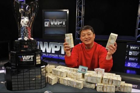 Moon Kim gana el World Poker Tour Bay 101 Shooting Star 2012