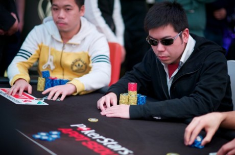 2012 PokerStars.net APPT Seoul Day 2: Daisuke Endo Leads Into Final Day
